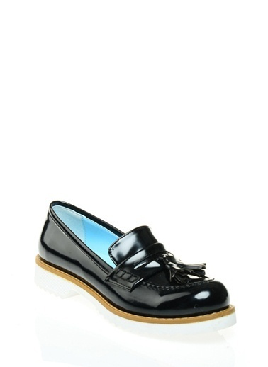 Limon Company LİMON company loafer ayakkabı kadın 37 numara Siyah